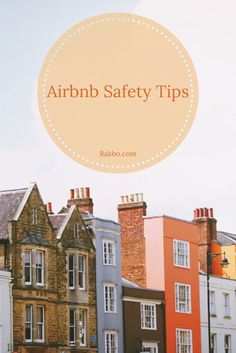 Airbnb can be a great option for travelers. But when you're staying in a stranger's home, there can be some concerns. Here, we give you our top tips for staying safe when using Airbnb.