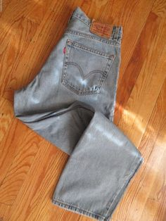 Vintage Men's Levi's 560 Jeans Size 32 X 30  #3757 #Levis #ComfortFit
