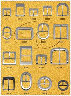 c3340c278e Square Bridle Buckles Provided By 92062 Accessories Crafts For Kids