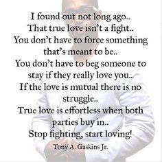 Tony A Gaskins Jr quotes 1