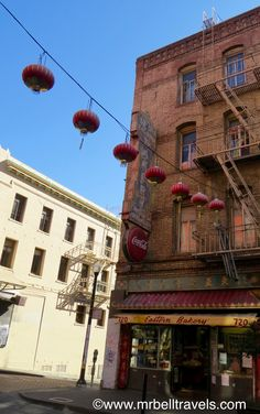 Eastern Bakery, Grant Avenue, Chinatown, San Francisco