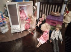 Barnsley, Tulle, Barbie, Girls, Home Decor, Toddler Girls, Decoration Home, Daughters, Room Decor