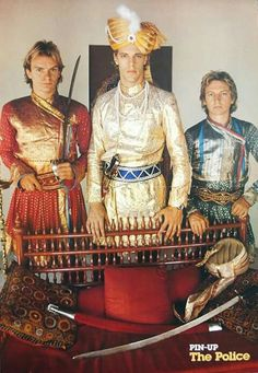 The Knights! (The Police)