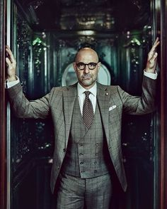 Stanley Tucci Sharp
