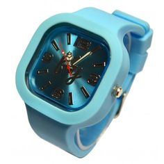 Fly Heavenly Blue LED Watch 2.0 $40