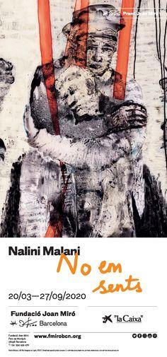Nalini Malani, Joan Miro, Galleries, Barcelona, Foundation, Museum, Movies, Movie Posters, Exhibitions