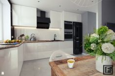 Kuchnia styl Minimalistyczny - zdjęcie od Fi Design