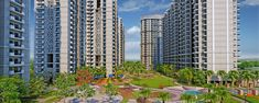 Samridhi Grand Avenue is located at Greater Noida West Tech Zone 4 - A new residential project by Samridhi Group  offers luxury apartments with all amenities.