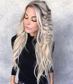 "4,165 Likes, 44 Comments - Chrissy Rasmussen (@hairby_chrissy) on Instagram: ""Boujee braid  