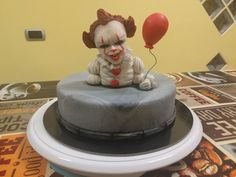It Pennywise Pennywise clown cake topper