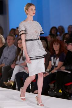 Susanna Carolina Dunn - Final Collection  Nottingham Trent Graduate 2013 Fashion Knitwear Design @Lydia Gray Trent University
