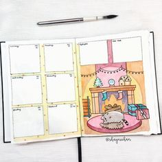 If you want to make bullet journal doodles, try these amazing ideas to improve your art and beautify your bujo. Features tips from Eli at Productive Style!