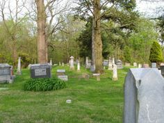 This one is close to my home, and a lot of restoration work has been done in recent years.   Powell Cemetery Powell, Ohio