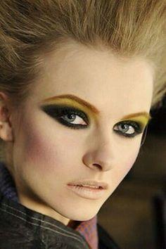 punk makeup - Buscar con Google