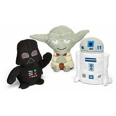 star wars super soft plush toys