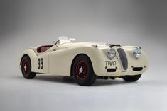 Looking for the Jaguar XK 120 of your dreams? There are currently 36 Jaguar XK 120 cars as well as thousands of other iconic classic and collectors cars for sale on Classic Driver. Vintage Cars, Antique Cars, Vintage Sport, Retro Cars, Jaguar Xk120, Jaguar Xj, Car Museum, Ford Classic Cars, Top Cars