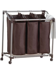 Neatfreak Hampers, Deluxe Everfresh Laundry Triple Sorter - Cleaning & Organizing - For The Home - Macy's