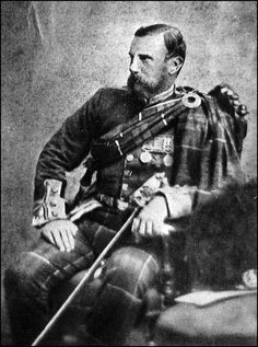 78th Highlanders VC Indian Mutiny.#Repin By:Pinterest++ for iPad#