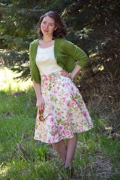 La Vie en Rose - sweet outfit!