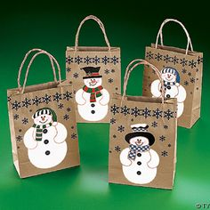 Bolsas de papel craft