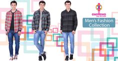 Buy fashionable and trendy menswear apparels at best ever prices! Get more info on -http://www.oxolloxo.com/men.html