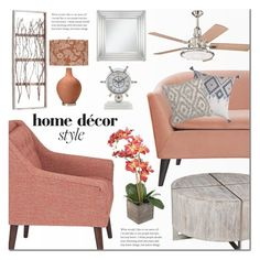 Home decor by Lampsplus by mada-malureanu on Polyvore featuring interior, interiors, interior design, home, home decor, interior decorating, Jennifer Taylor, Universal Lighting and Decor, Kichler and homedecor