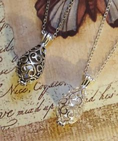 urn necklace for ashes