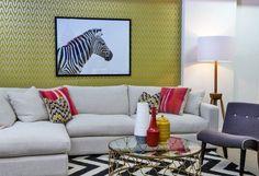 Shona corner modular sofa, Chaise Lounges