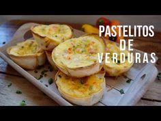 Pastelitos de Verduras - Lo He Cocinado Yo