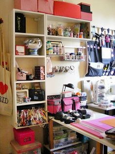 scrap room space