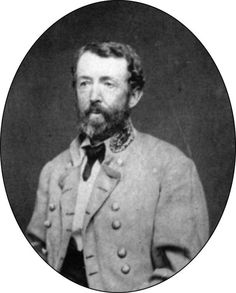 John Creed Moore. (1824 – 1910). Tennessee. Brigadier General (CSA). West Point Class of 1849