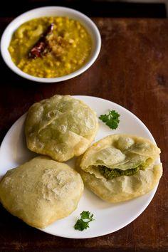 matar kachori – how to make bengali matar kachori or motor shutir kochuri