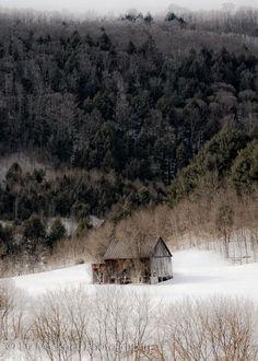 peaceful Vermont