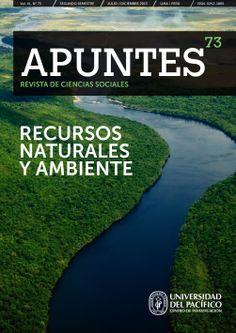 Título: Revista de Ciencias Sociales Apuntes 73. Editor: Martín Monsalve. Lima, 2013. Mayor información en: http://www.up.edu.pe/catalogo/Paginas/TIE/Detalle.aspx?IdElemento=450