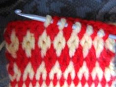 2 color full stitch variation - interesting pattern