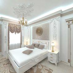Дизайн гостевой белой спальни  http://www.line-mg.ru/dizayn-beloy-spalni-foto-stil