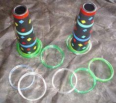 Brinquedos Feitos a Partir de Reciclagens