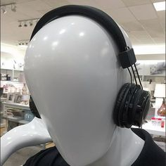 True-to-Life Traveler Wears Headphones