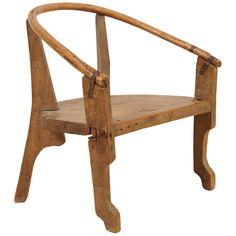 Chinese Provincial Child's Chair