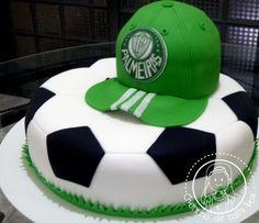 Palmeiras (brazilian soccer team) By tricia4 on CakeCentral.com