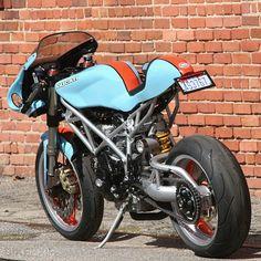 Custom Ducati | Bike EXIF