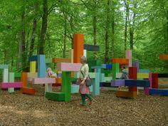 Primary structure by Jacob Dahlgren
