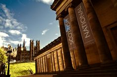 Scottish National Gallery | by Umbreen Hafeez