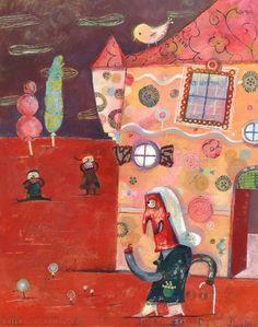 Muriel Kerba- Hansel et Gretel