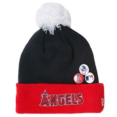 Los Angeles Angels of Anaheim Button Up Cuff Knit - MLB.com Shop