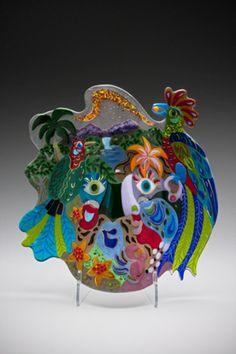 Ruth Brockmann Birds of Paradise – The Seed, 2010