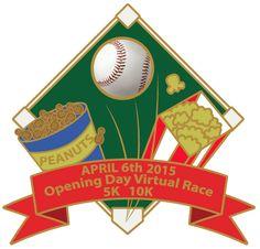 Home Run – April 6, 2015 | Virtual Race Series