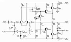 15Watts Stereo Amplifier Circuit | Electrical & Electronics