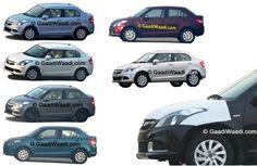 Maruti Swift Dzire New Model Launch This Month! [Spy Pics & Features List] http://www.carblogindia.com/suzuki-swift-facelift-photos-details/