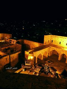 At night. Tripoli lebanon